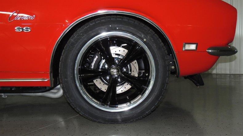 1968 chevrolet camaro resto mod