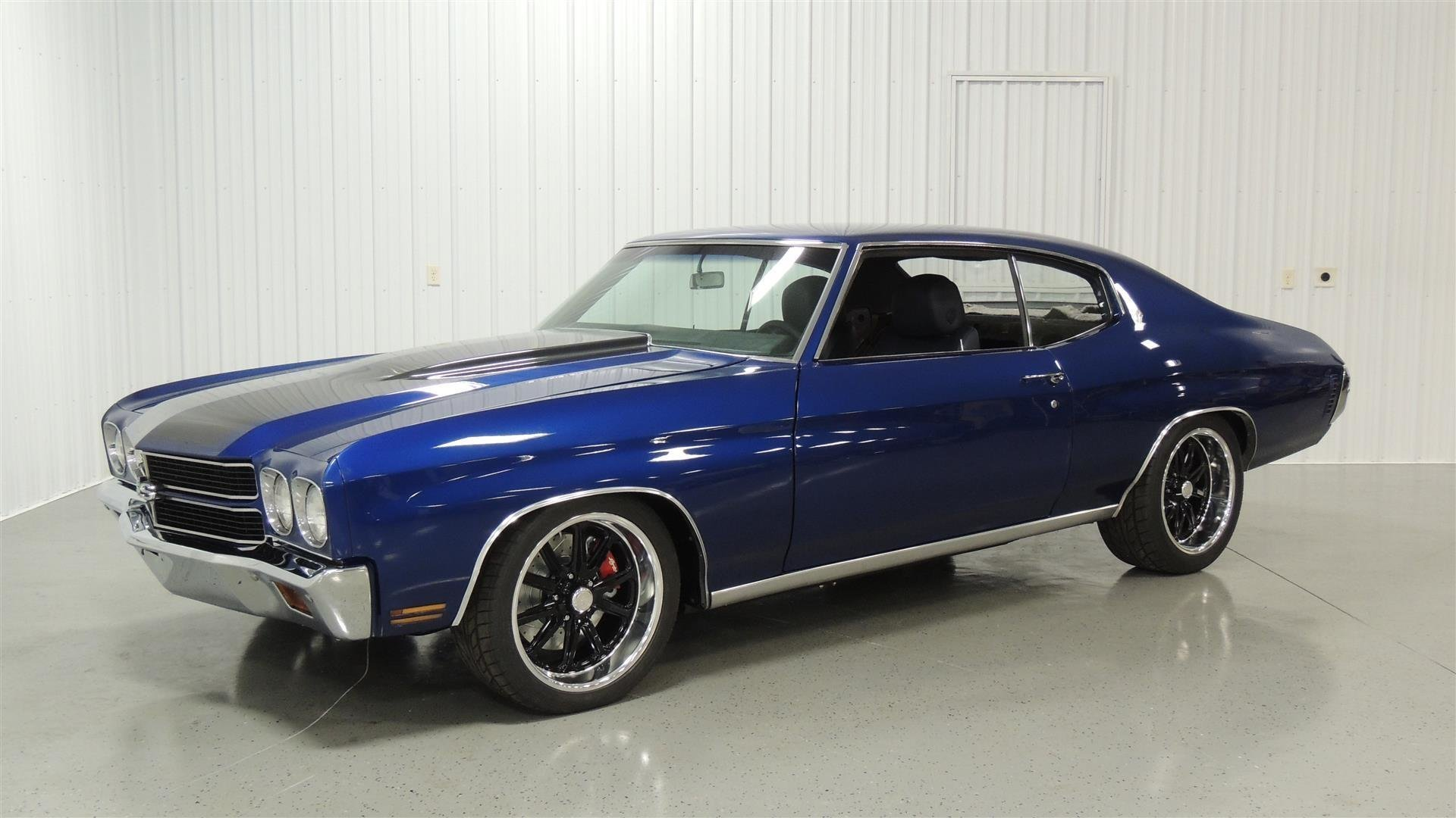 1970 chevrolet chevelle pro touring