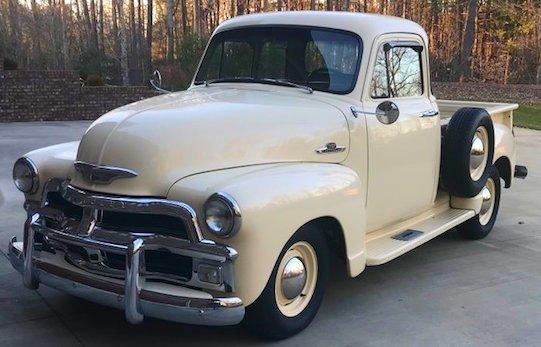 1955 Chevrolet 5-Window Pickup