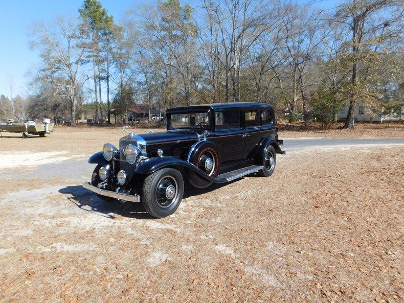 1931 Cadillac Fleetwood