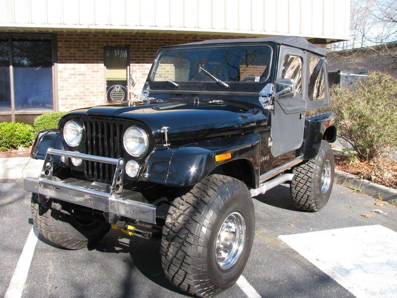 1981 Jeep Wrangler