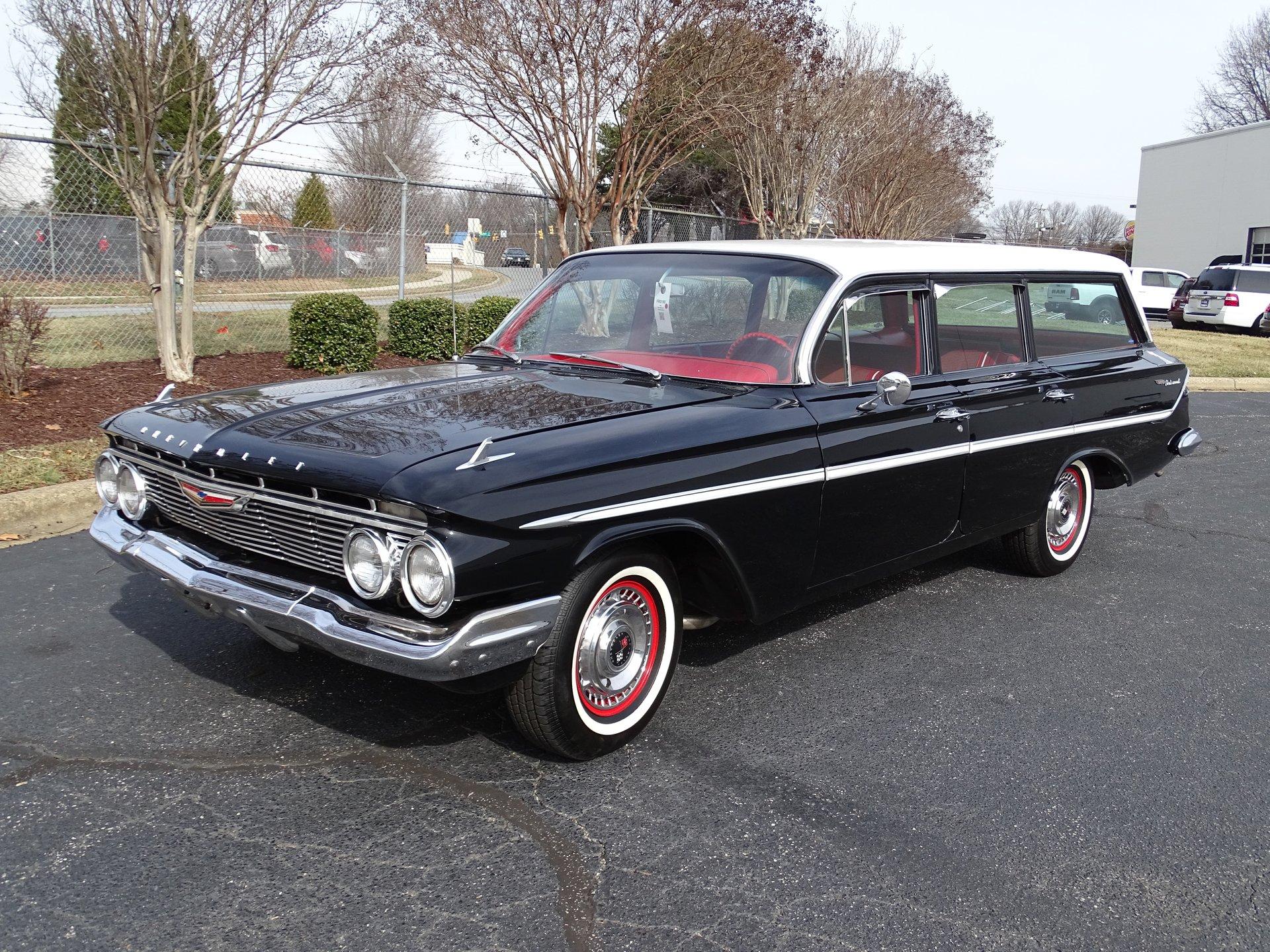 1961 chevrolet parkwood