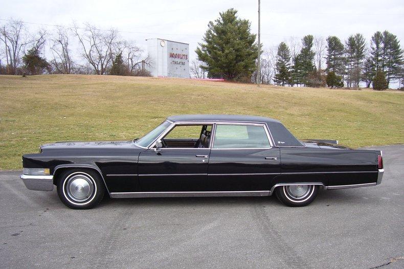 1970 Cadillac Fleetwood | GAA Classic Cars