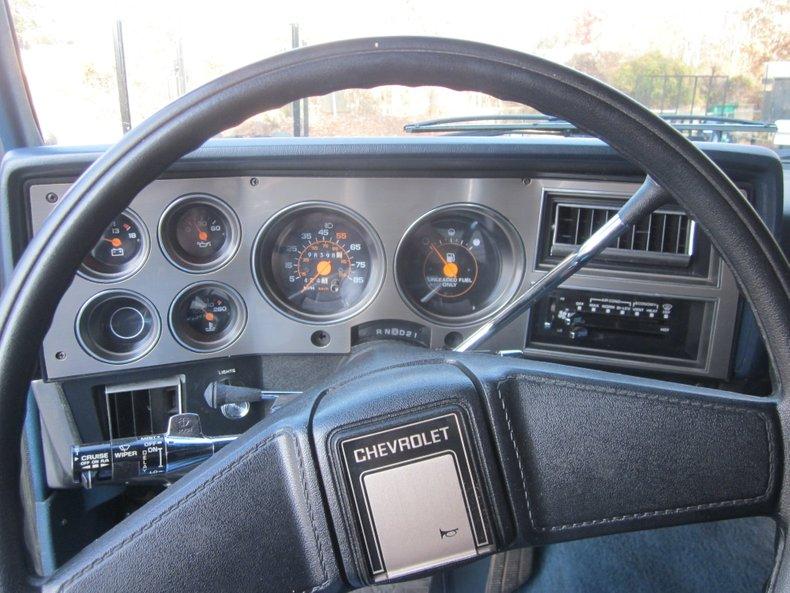 1988 chevrolet k 5 blazer