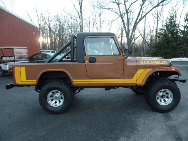 1982 jeep scrambler cj 8