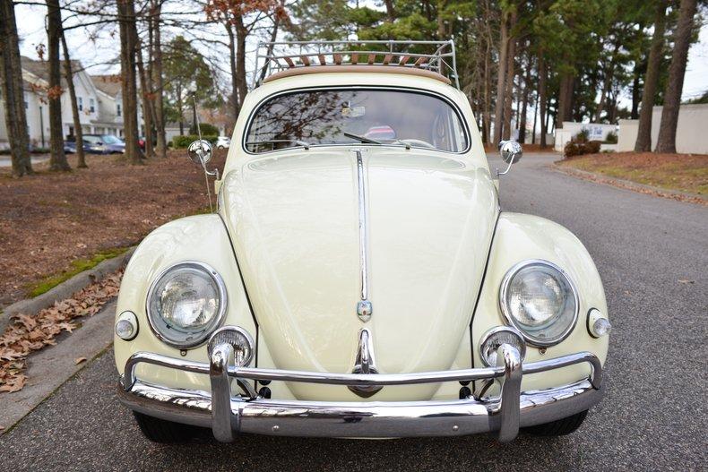 1957 volkswagen beetle bug