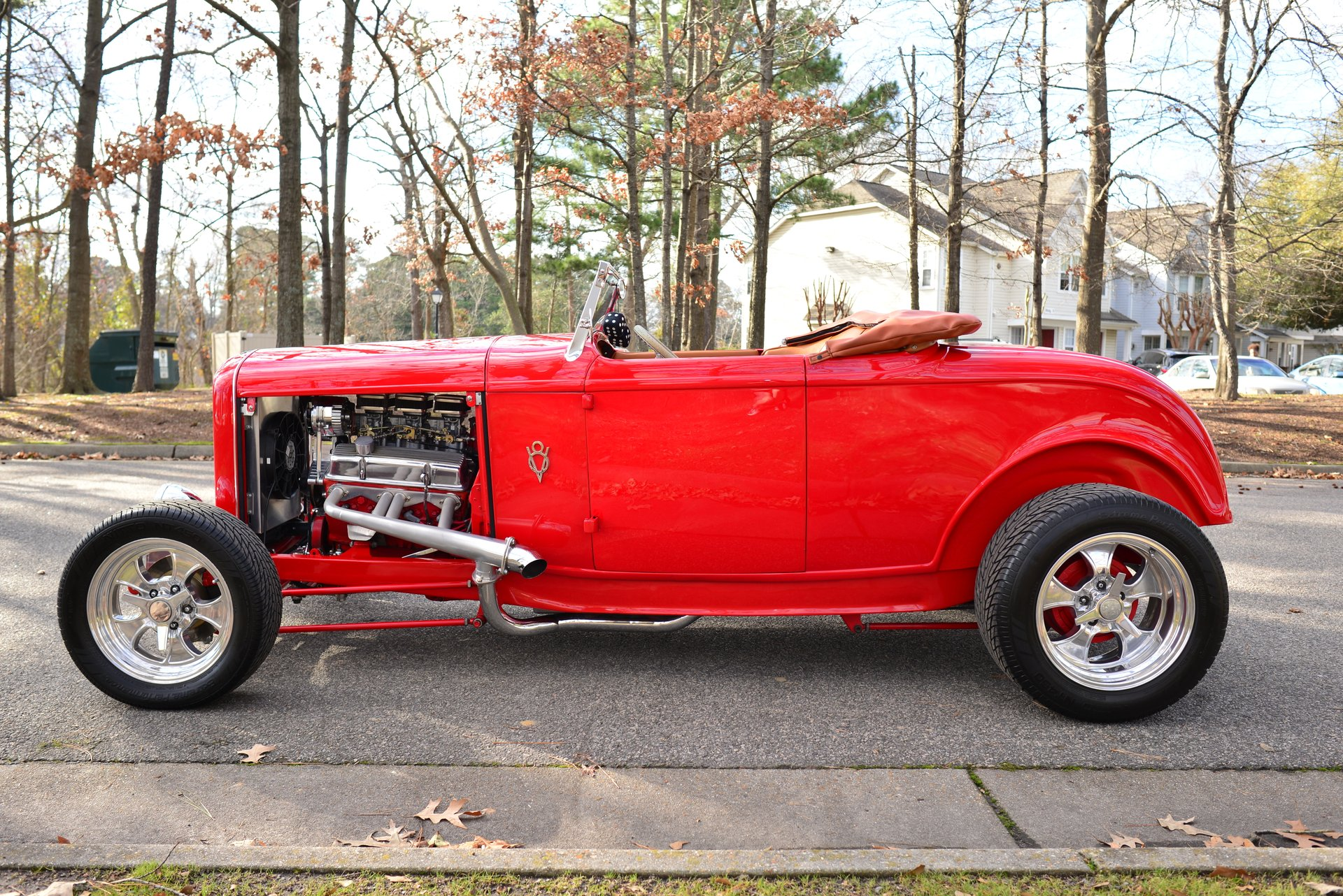 1932 ford roadster hi boy