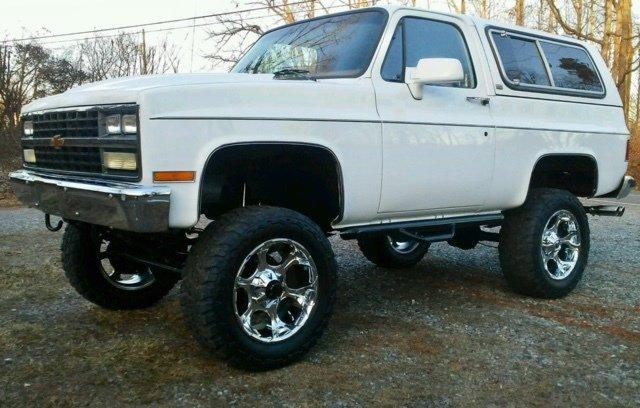 1991 Chevrolet K-5 Blazer