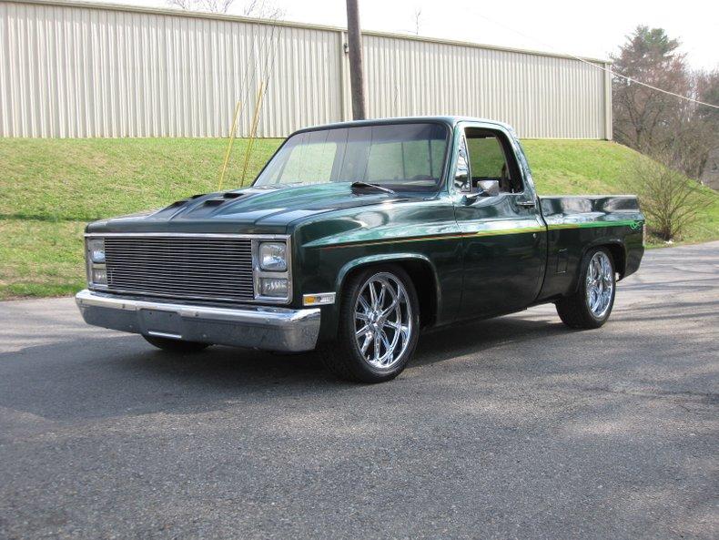 1983 Chevrolet Pick Up