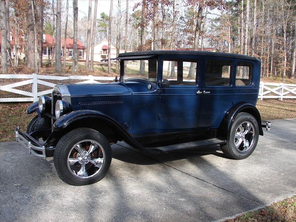 1928 buick sedan