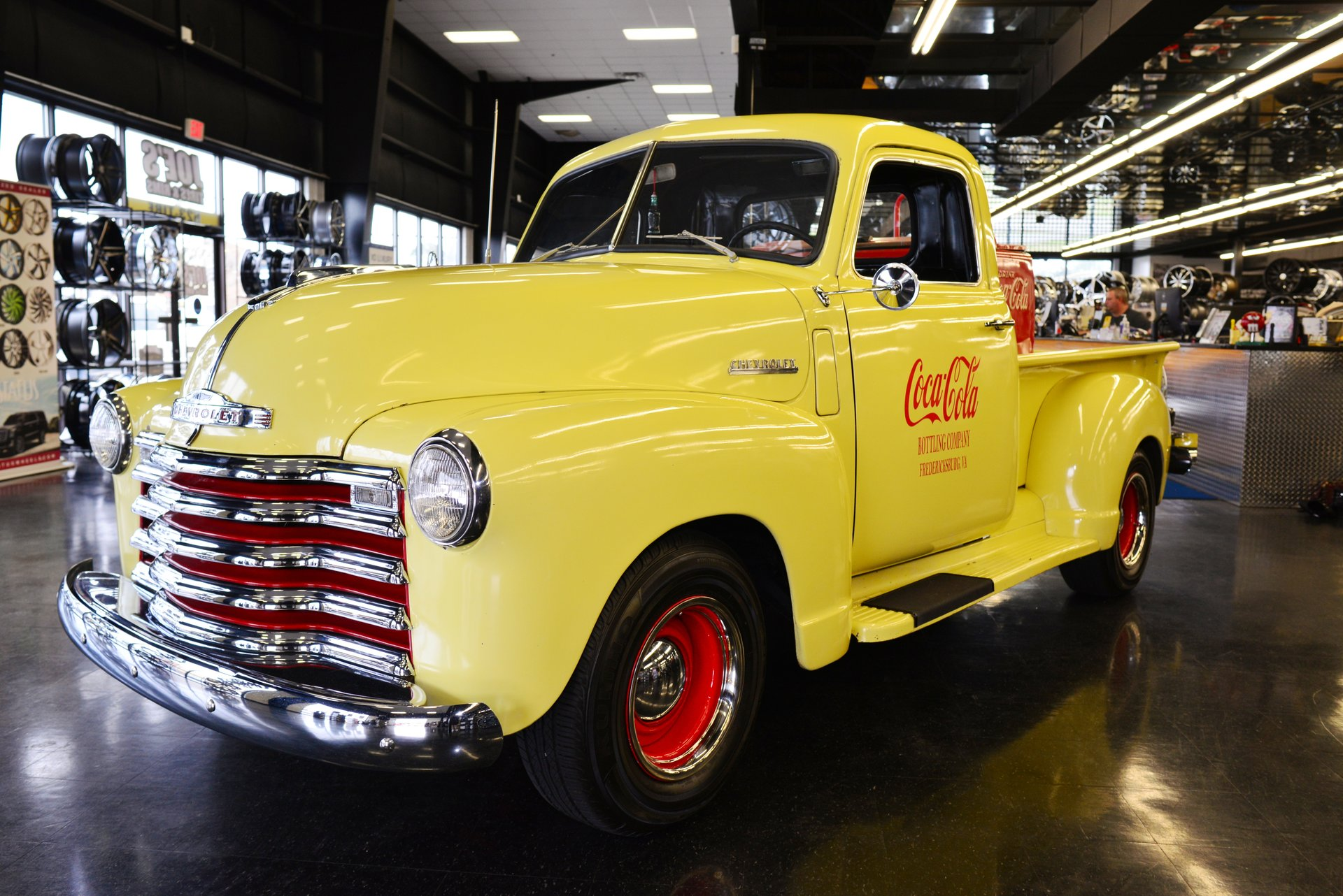 1948 chevrolet pick up b 3100