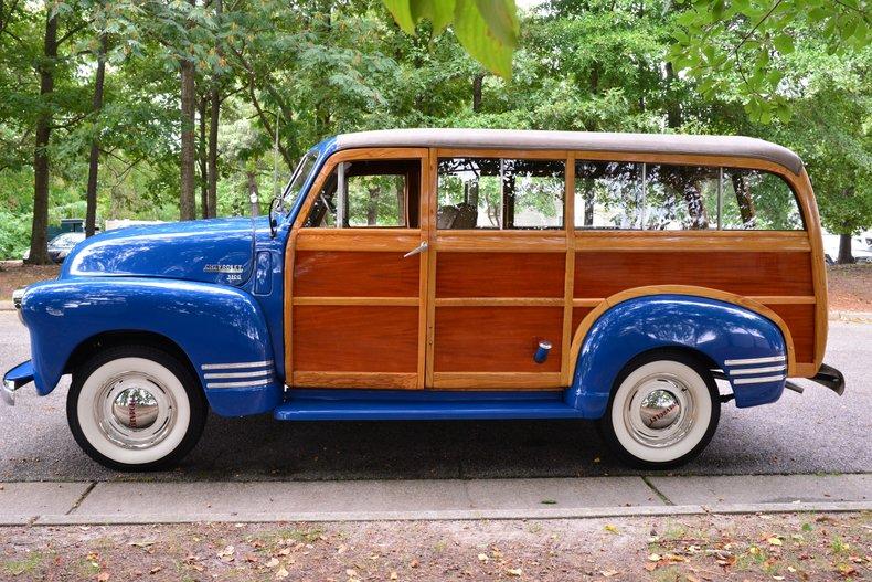 1950 Chevrolet Highlander