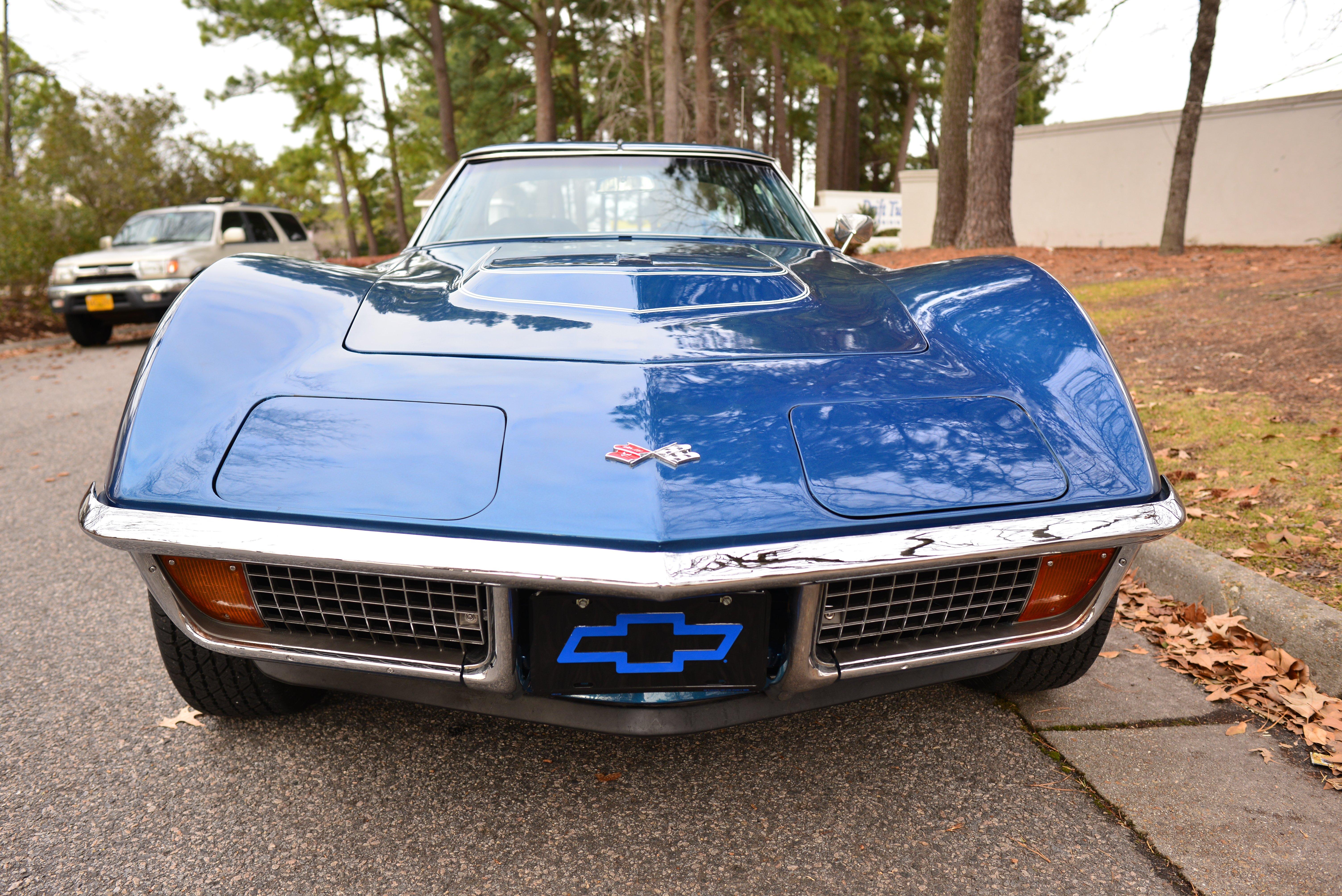 1971 Chevrolet Corvette   GAA Classic Cars
