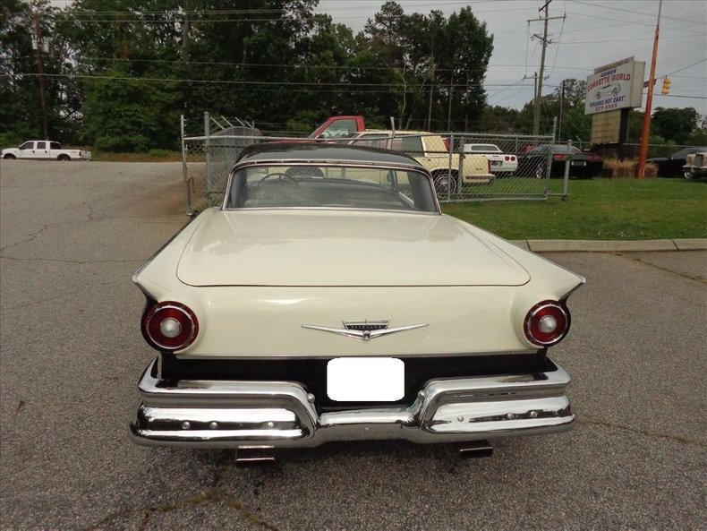 1957 ford fairlane skyliner retractable