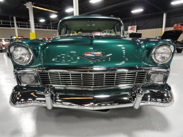 1956 chevrolet 150 wagon