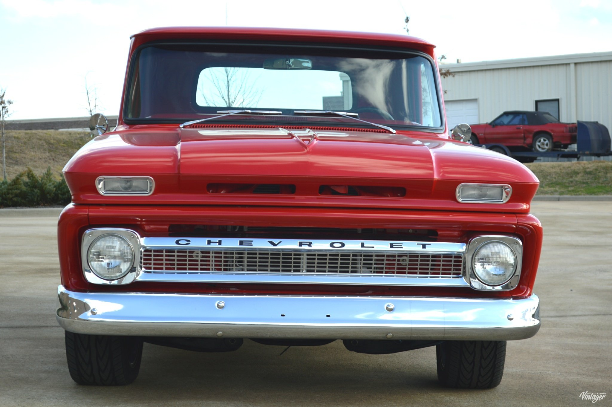 1965 chevy c10 manual transmission