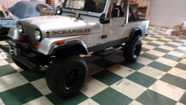 1985 jeep scrambler cj 8