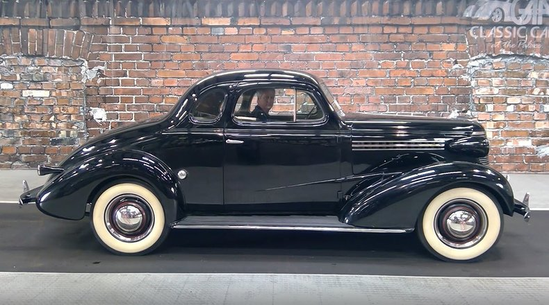 Norwalk Auto Auction >> 1938 Chevrolet 5 Window Business Coupe | GAA Classic Cars