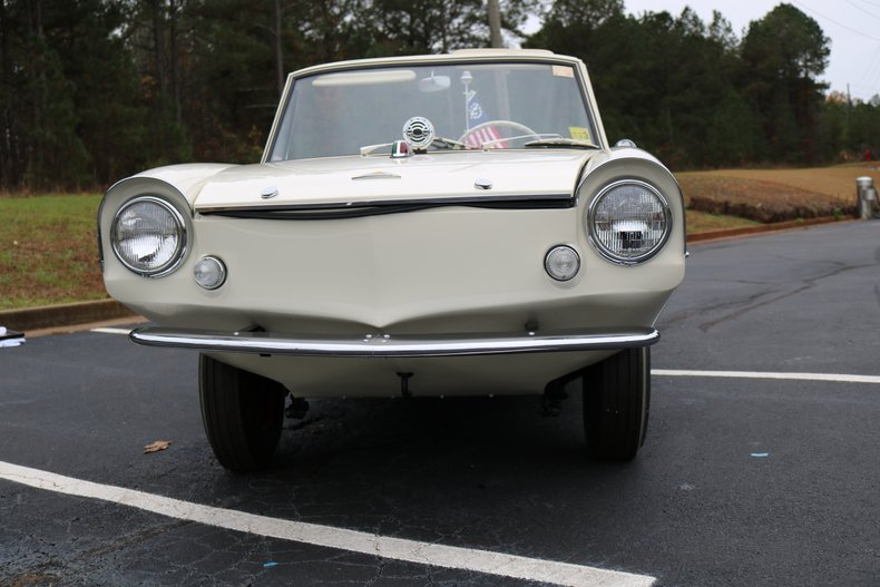 1968 amphicar 770 convertible