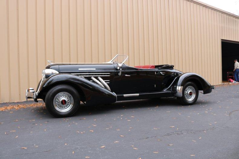 1936 Auburn 8-98 Speedster