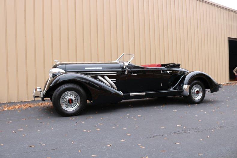 1936 auburn 8 98 speedster replica