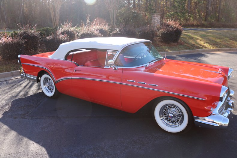1957 buick special convertible