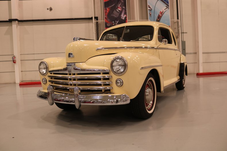 1948 ford super deluxe 8