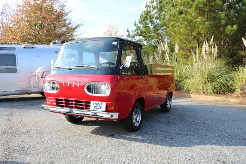 1963 Ford Econoline