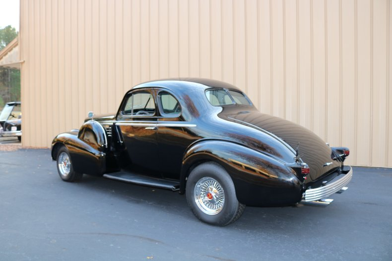 1939 lasalle coupe