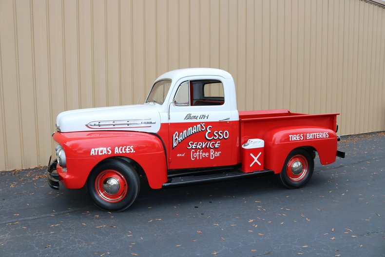 1951 ford f150