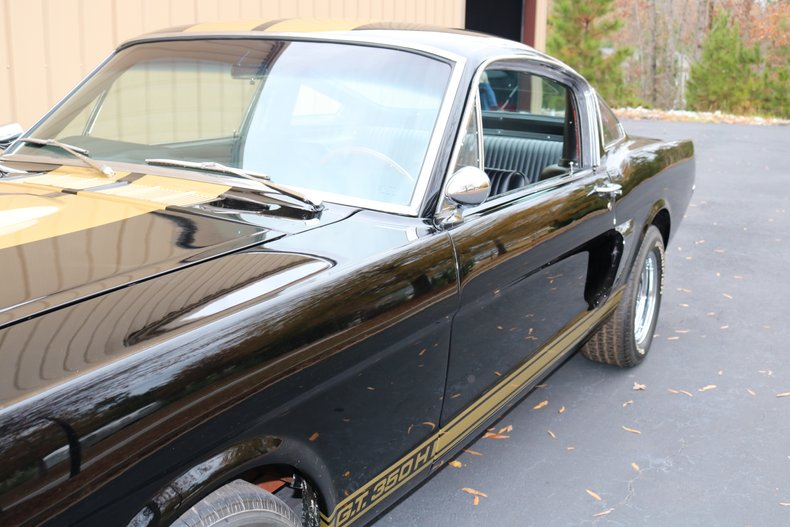 1965 ford mustang shelby gt 350h clone