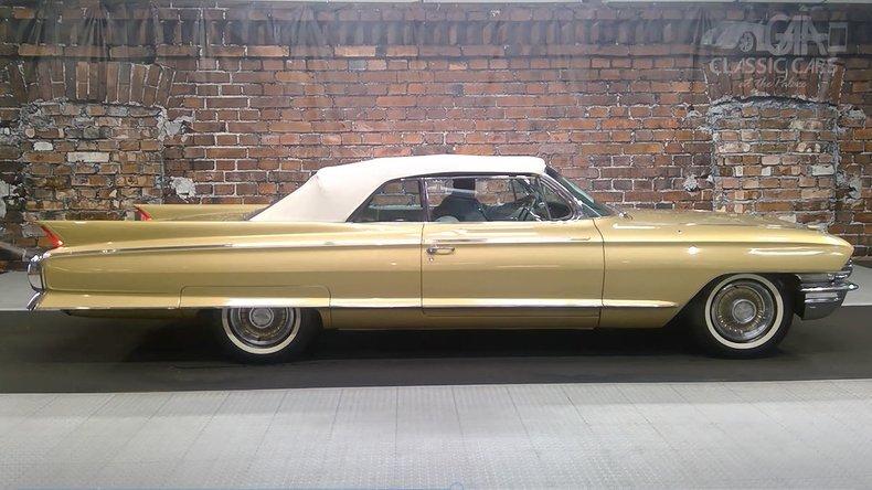 1962 Cadillac Biarritz