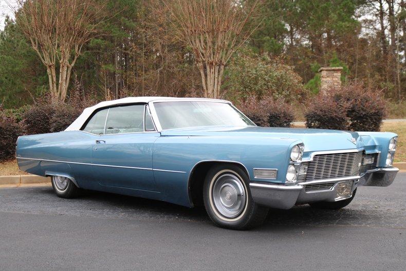 1968 Cadillac Deville Gaa Classic Cars