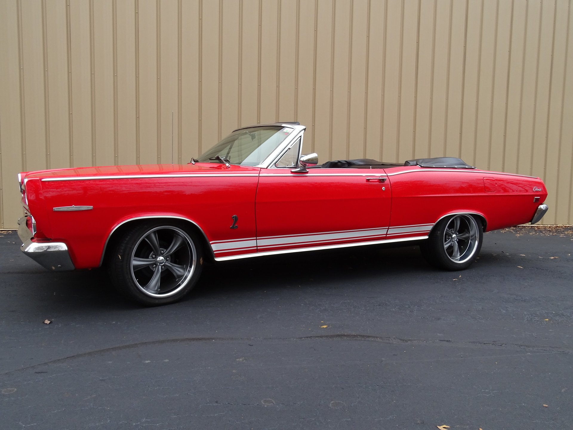 1966 mercury caliente custom