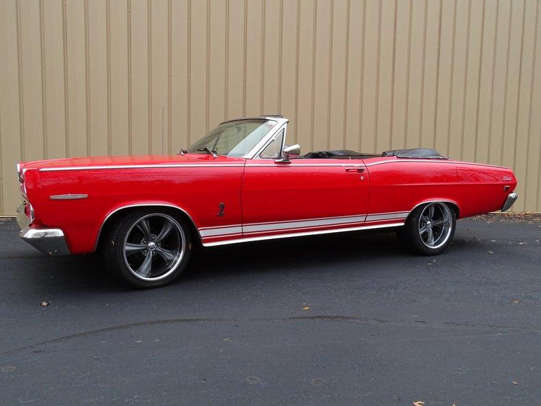 1966 Mercury Caliente