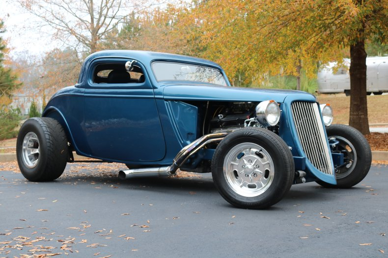 1934 Chevrolet Outlaw
