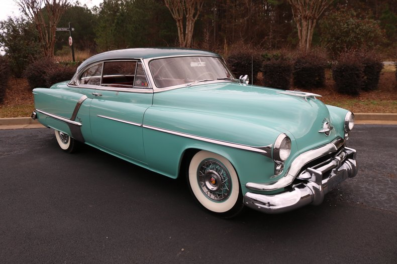 1952 oldsmobile 98 holiday