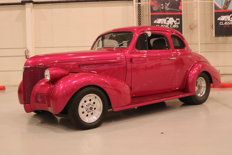 1939 Chevrolet Custom Coupe