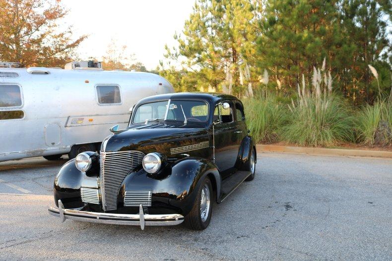 1939 chevrolet custom