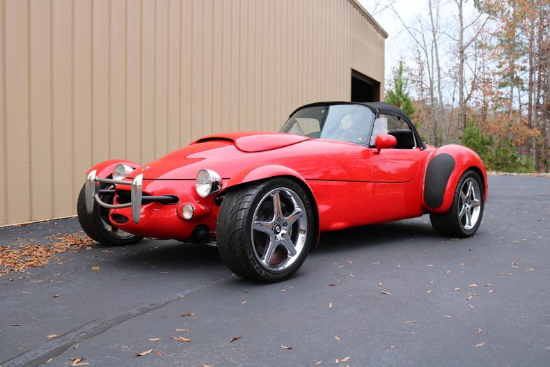 1998 panoz aiv roadster