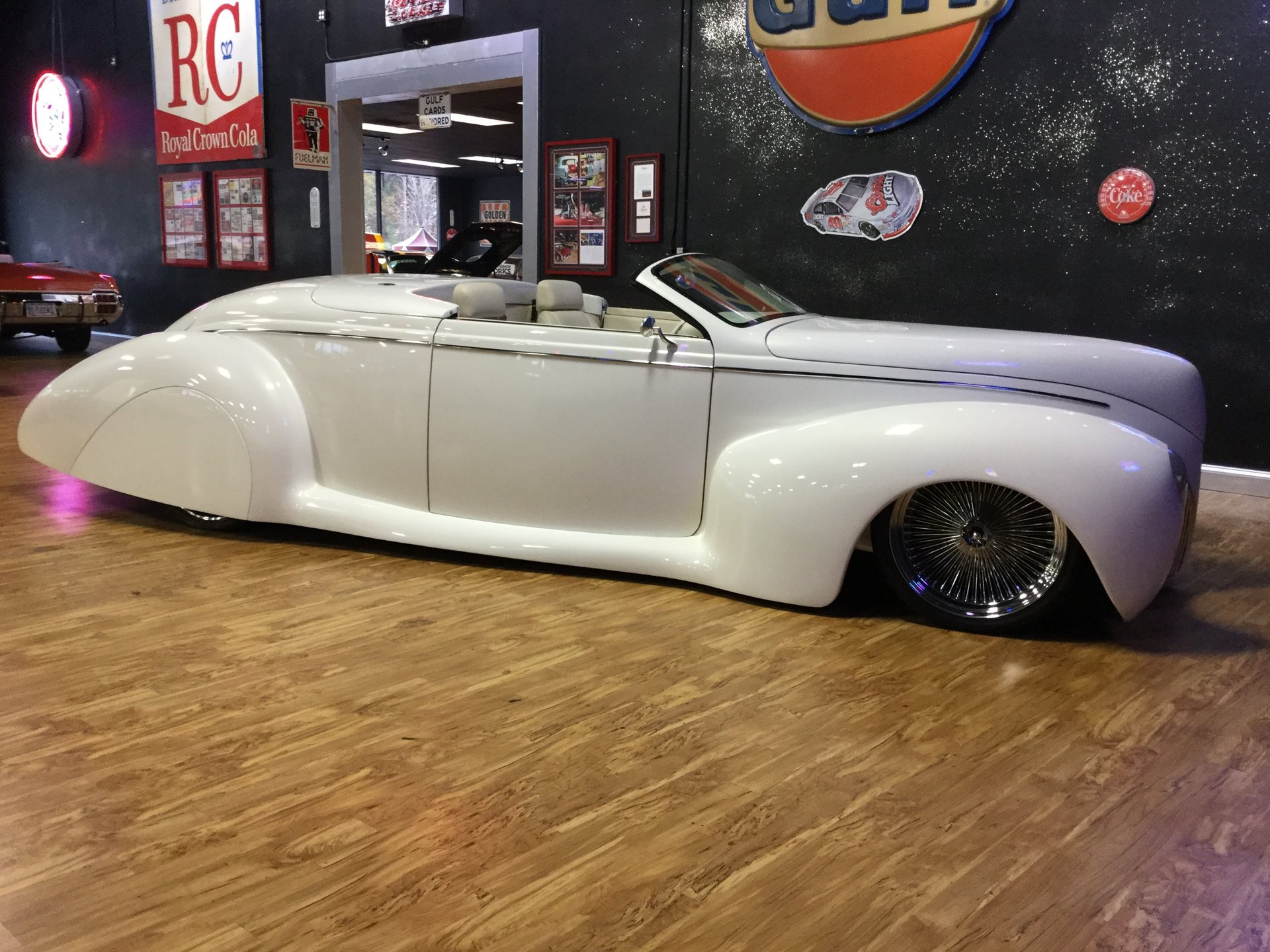1939 Lincoln Zephyr Gaa Classic Cars