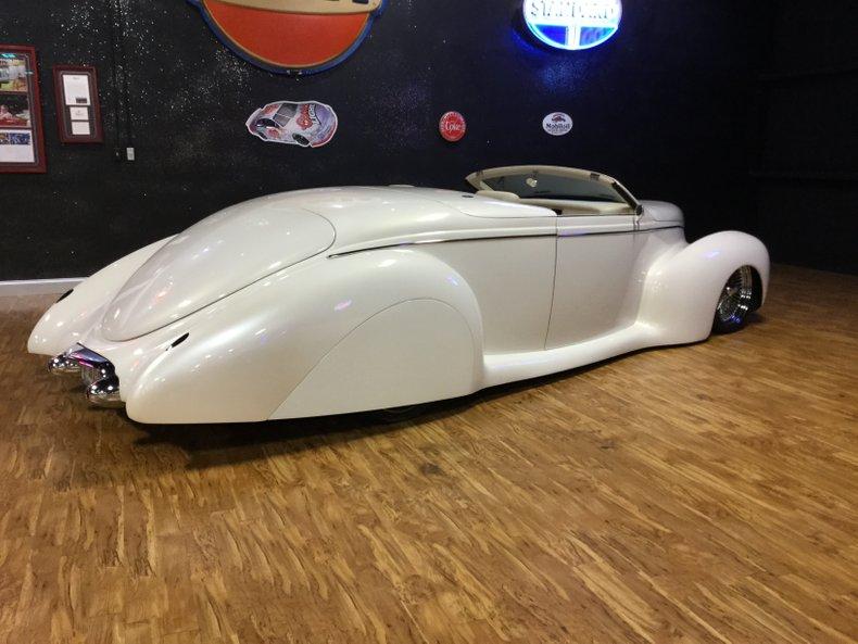 1939 lincoln zephyr kit car