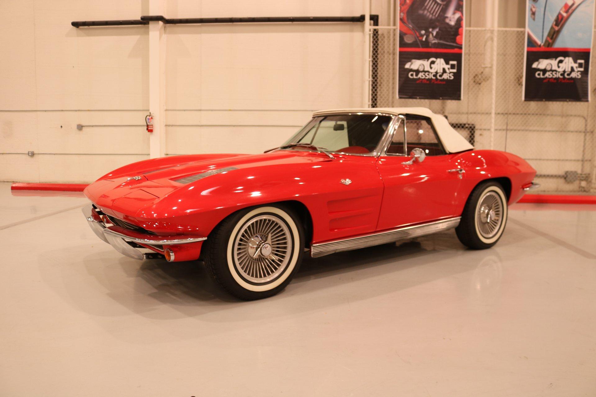 1963 Chevrolet Corvette | GAA Classic Cars