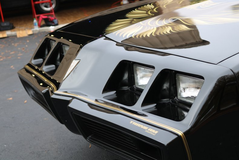 1980 pontiac trans am special edition