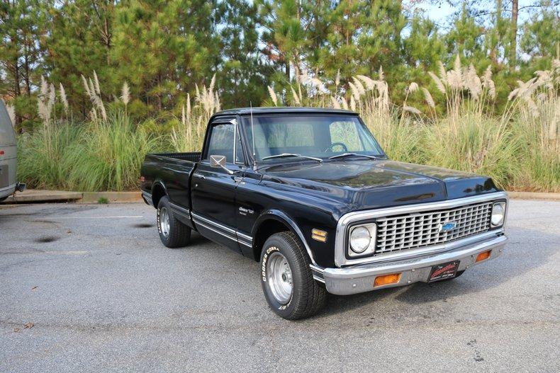 1972 Chevrolet Custom