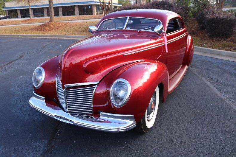 1939 mercury x3 coupe