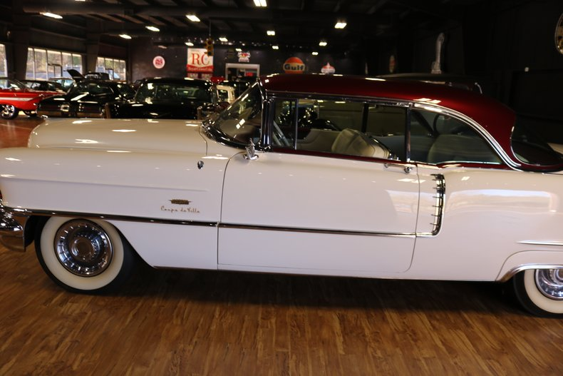 1956 cadillac coupe deville series 62