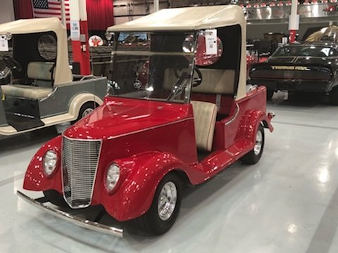 2013 Street Rod Golf Cart
