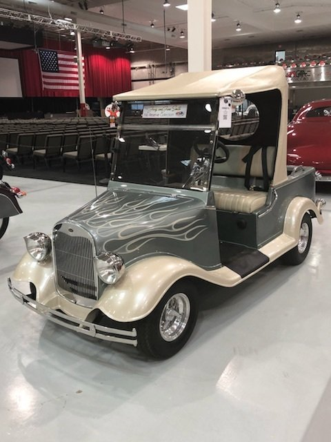 2012 Golf Cart Custom