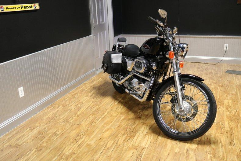 2001 Harley Davidson XL1200C